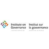Institute On Governance